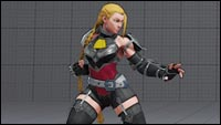Cammy's Blair Dame costume image #6