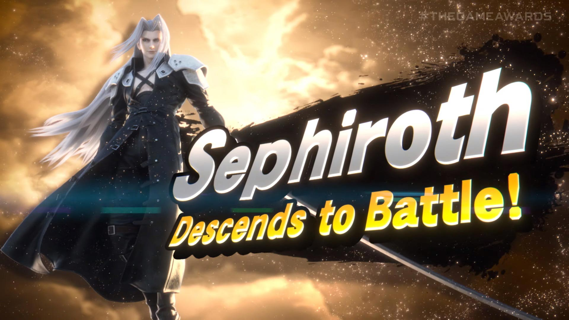 Sephiroth je další Smash Ultimate DLC