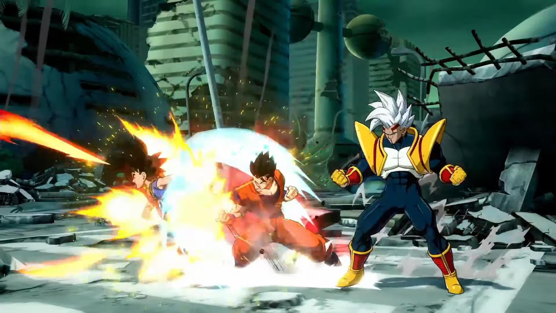 Super Baby 2 Trailer and Super Saiyan 4 Gogeta Reveal Image Gallery 3 out of 9 image gallery