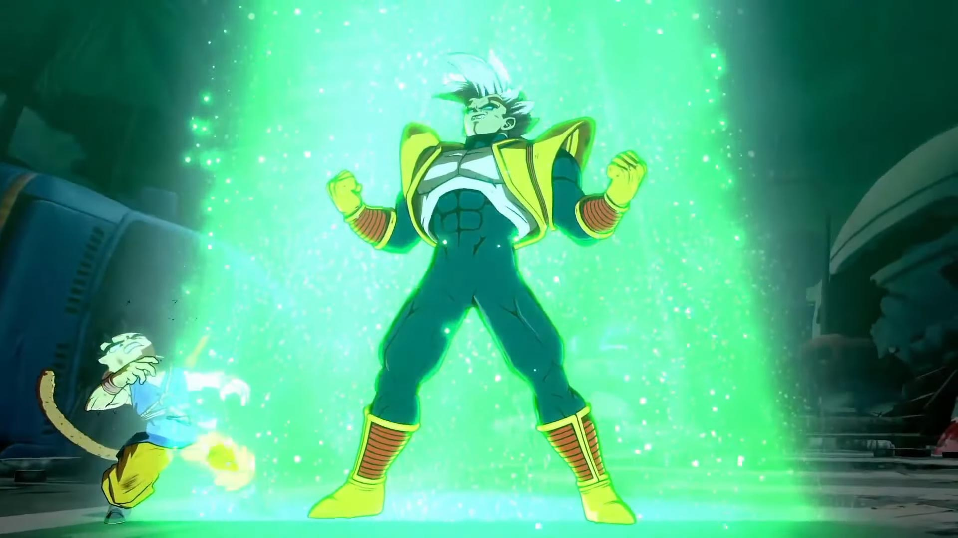 Super Baby 2 Trailer and Super Saiyan 4 Gogeta Reveal Image Gallery 5 out of 9 image gallery