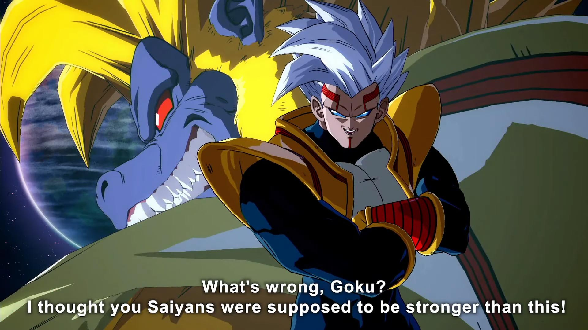 Super Baby 2 Trailer and Super Saiyan 4 Gogeta Reveal Image Gallery 7 out of 9 image gallery