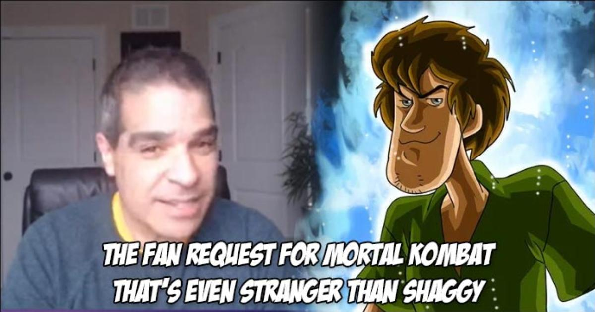 Ed Boon reveals the strangest request he has received for Mortal Kombat that will probably never happen
