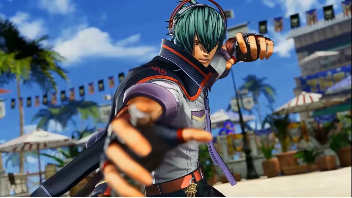 KOF15 Trailer 1 out of 10 image gallery