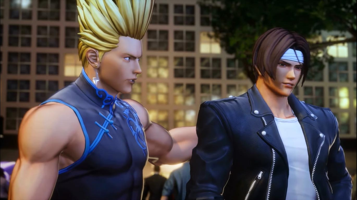 KOF15 Trailer 5 out of 10 image gallery