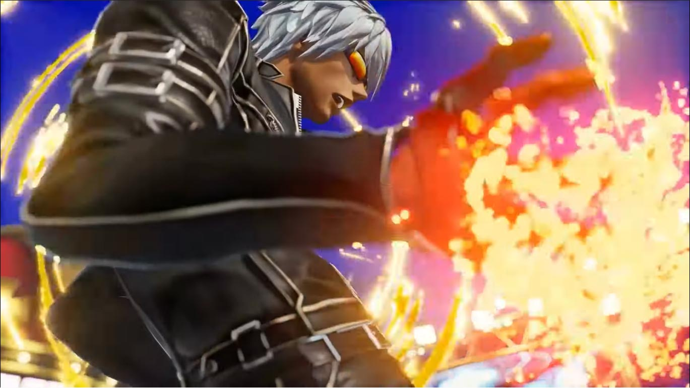 KOF15 Trailer 7 out of 10 image gallery