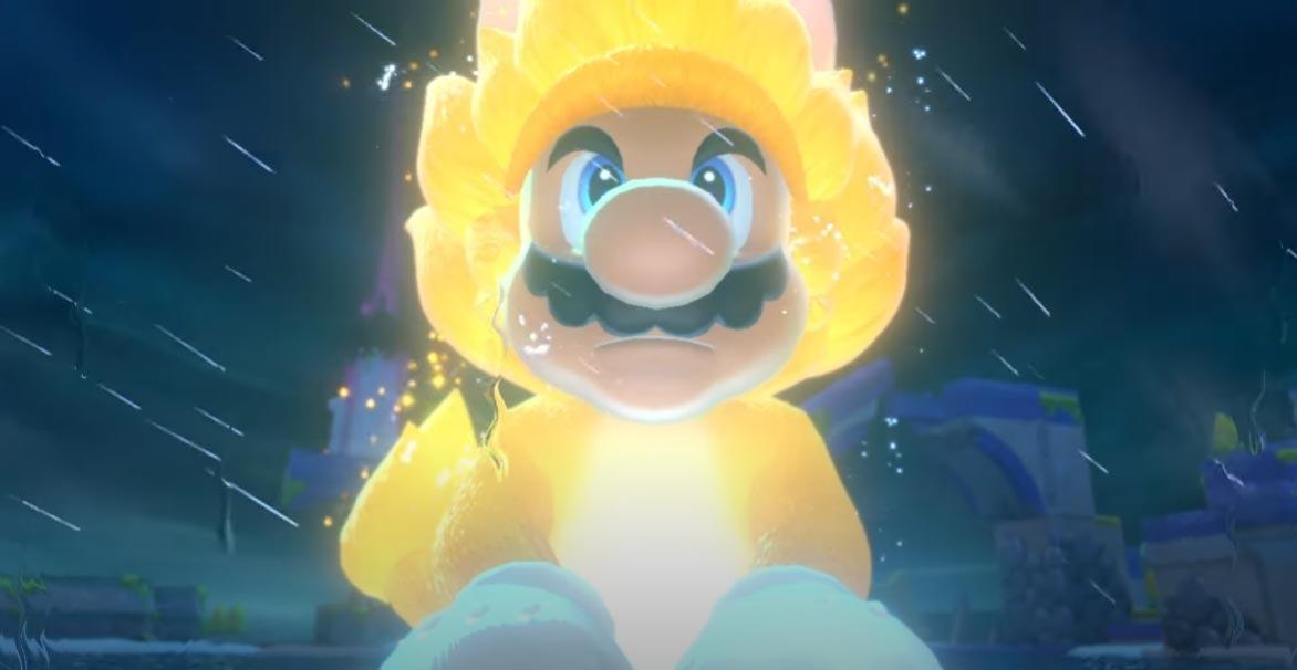 Super Saiyan Mario 1 out of 2 image gallery