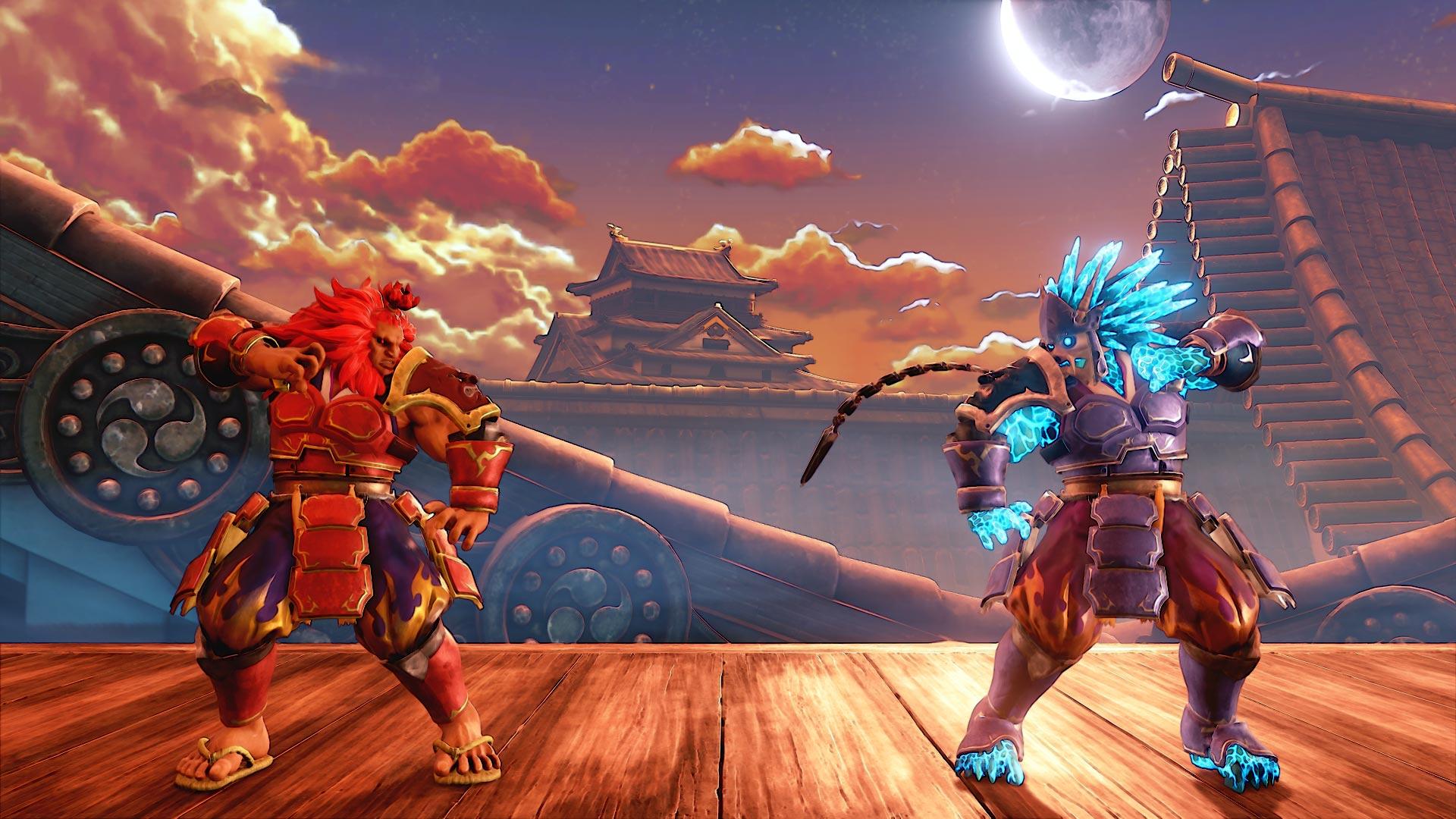 Akuma's Garuda colors 1 out of 5 image gallery