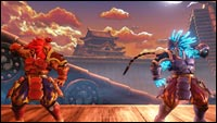 Akuma's Garuda colors  out of 5 image gallery