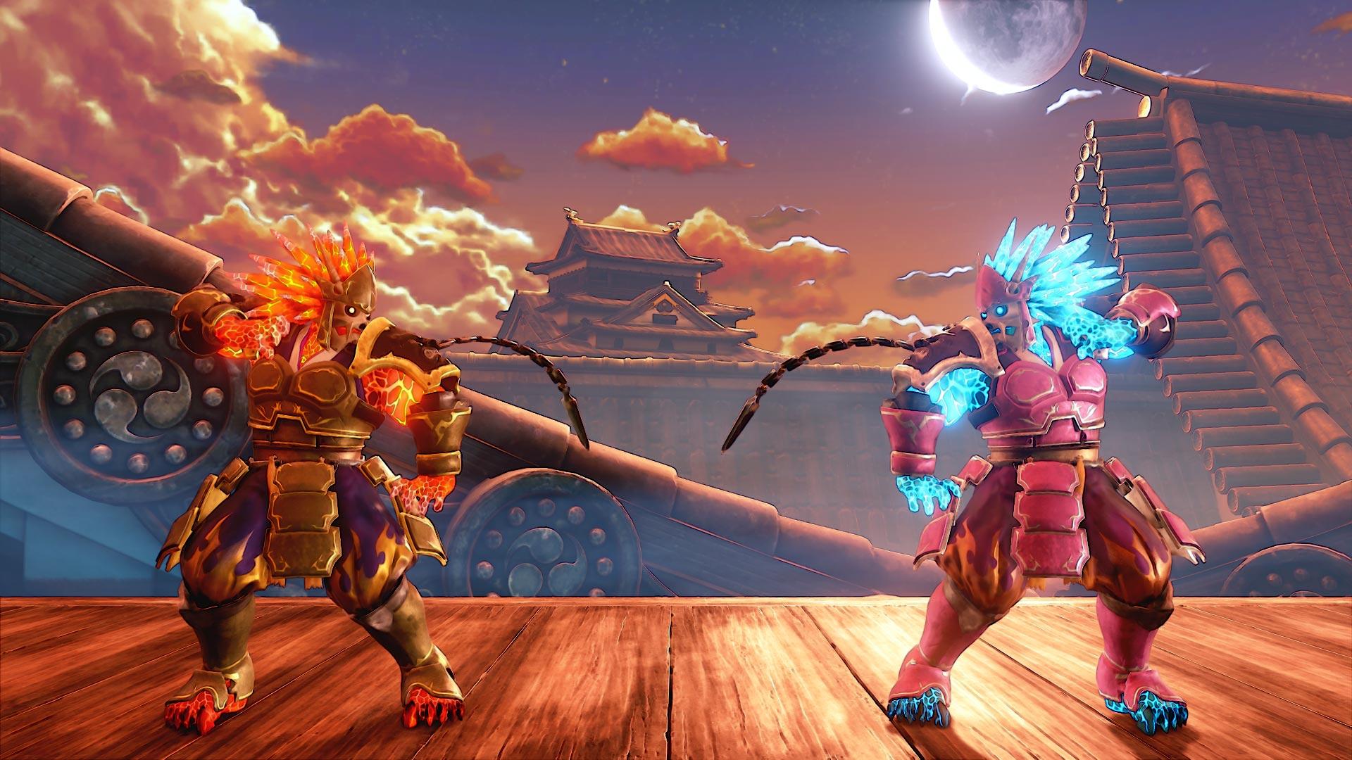 Akuma's Garuda colors 2 out of 5 image gallery