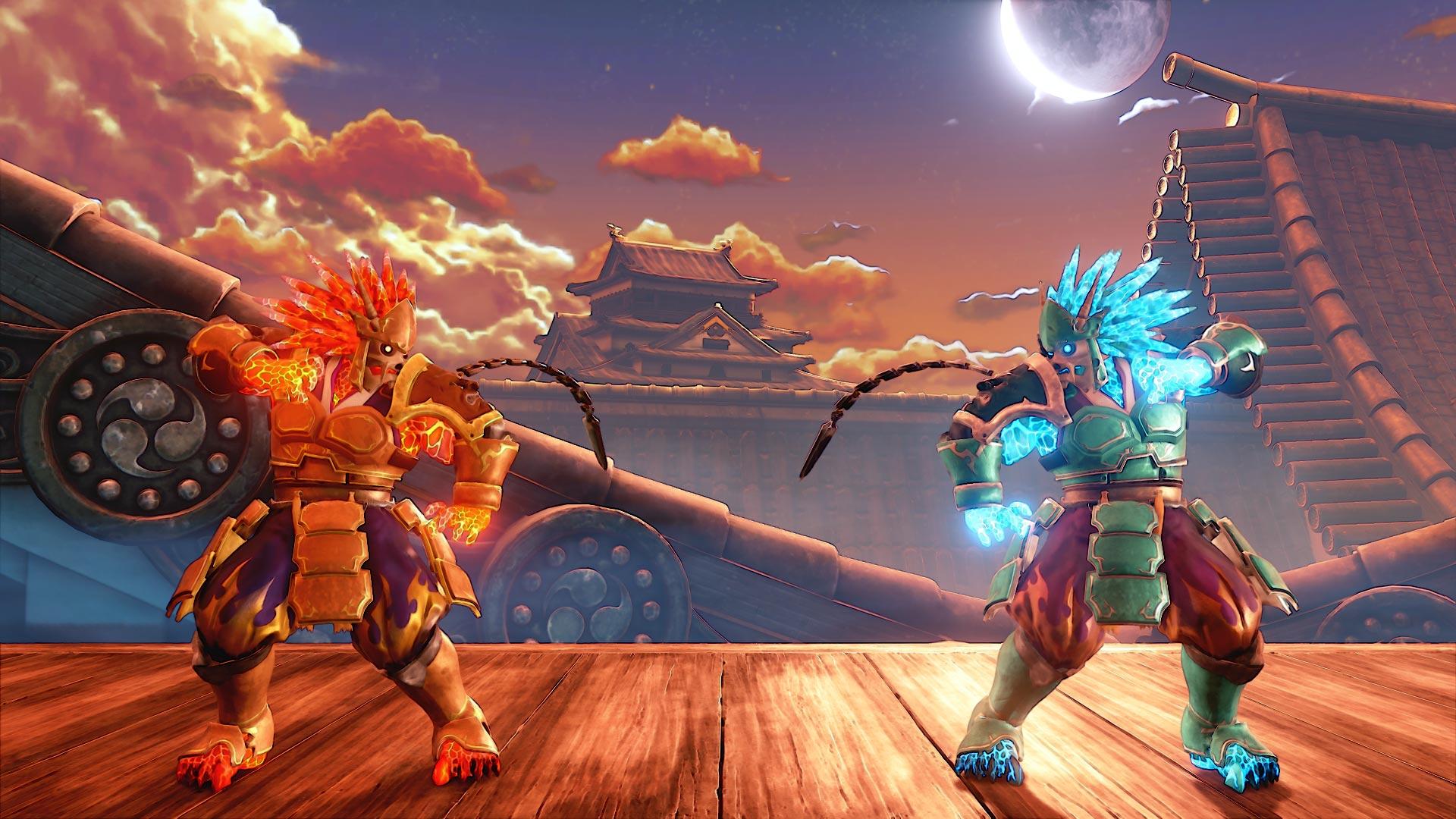 Akuma's Garuda colors 3 out of 5 image gallery