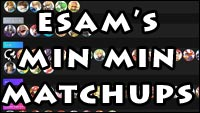ESAM Min Min Matchups  out of 1 image gallery