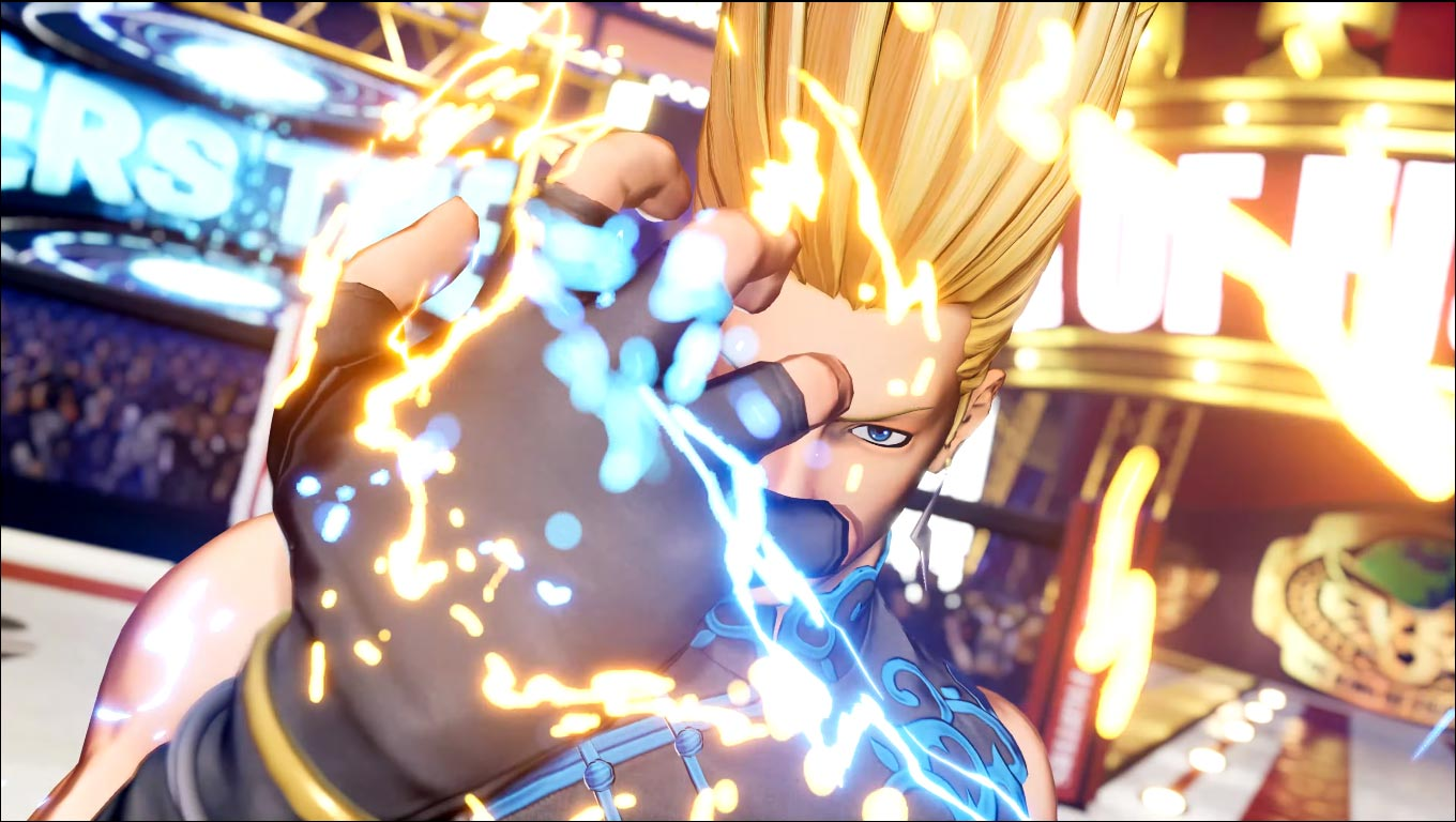 Benimaru in King of Fighters 15 10 out of 19 image gallery