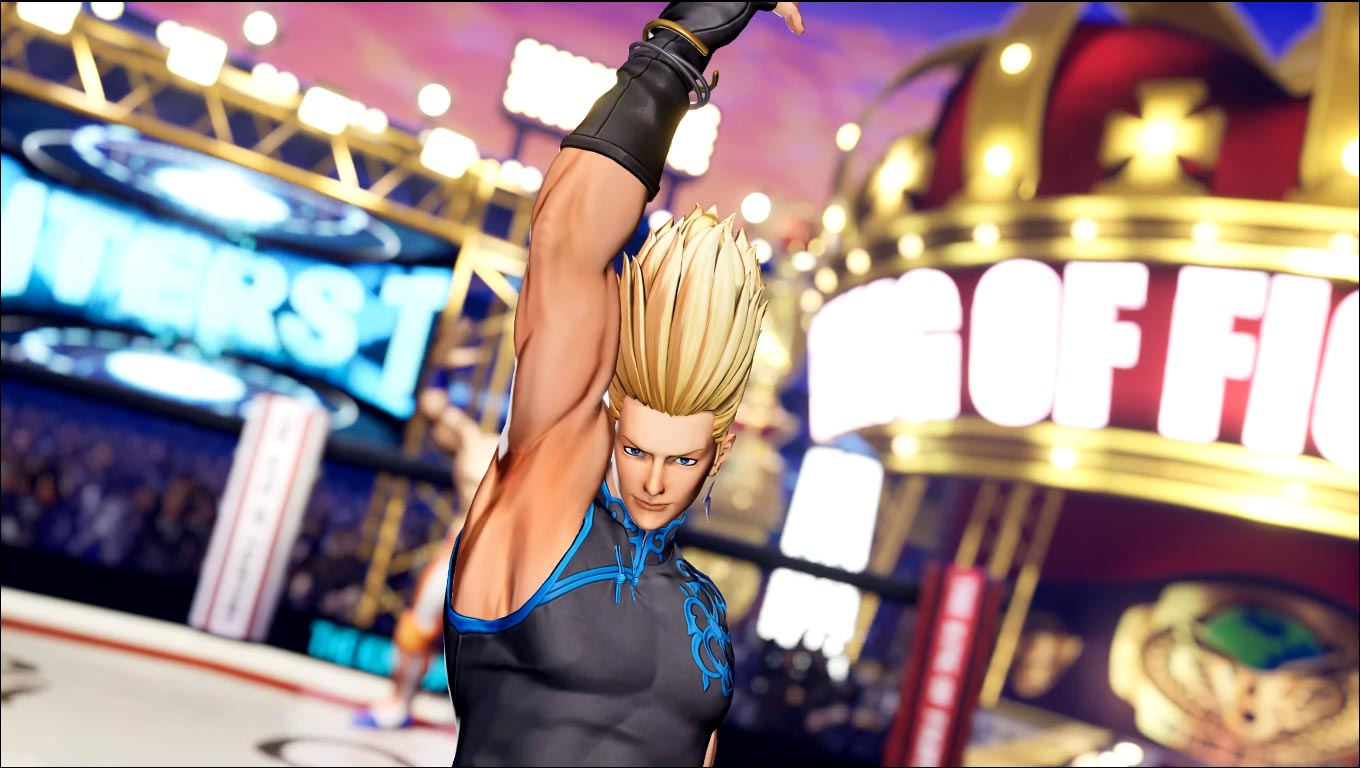 Benimaru in King of Fighters 15 11 out of 19 image gallery