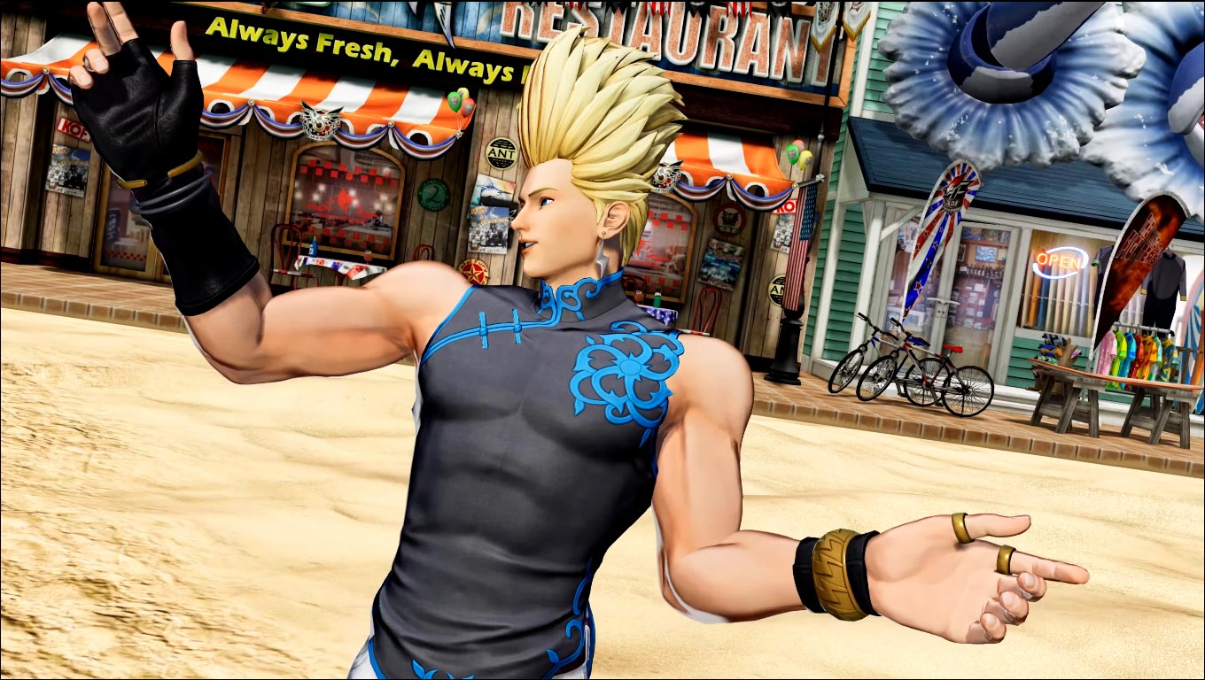 Benimaru in King of Fighters 15 12 out of 19 image gallery