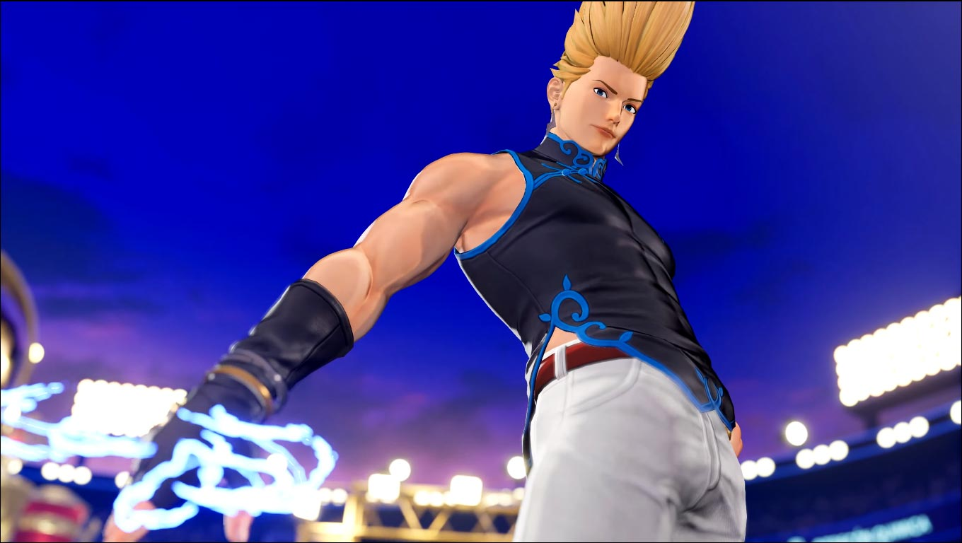 Benimaru in King of Fighters 15 13 out of 19 image gallery