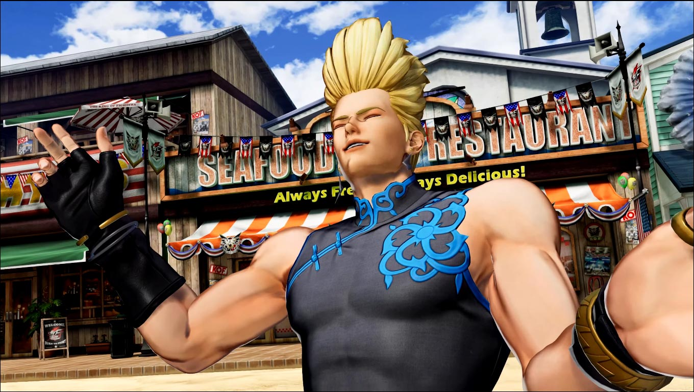 Benimaru in King of Fighters 15 14 out of 19 image gallery