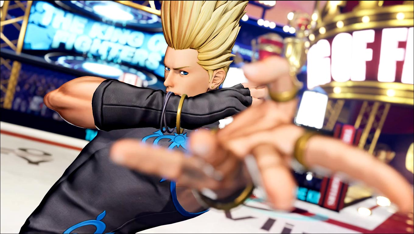 Benimaru in King of Fighters 15 15 out of 19 image gallery