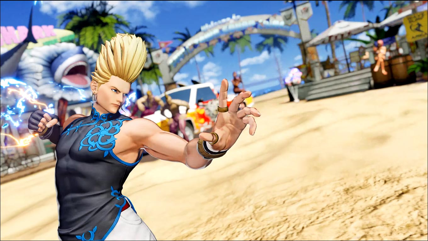 Benimaru in King of Fighters 15 18 out of 19 image gallery