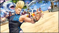Benimaru in King of Fighters 15 image #18
