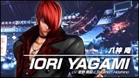 Iori Yagami in King of Fighters 15 image #9