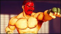 Dan Hibiki Gameplay image #7