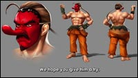 Dan Hibiki Gameplay image #8