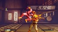 Dan Hibiki Gameplay image #13
