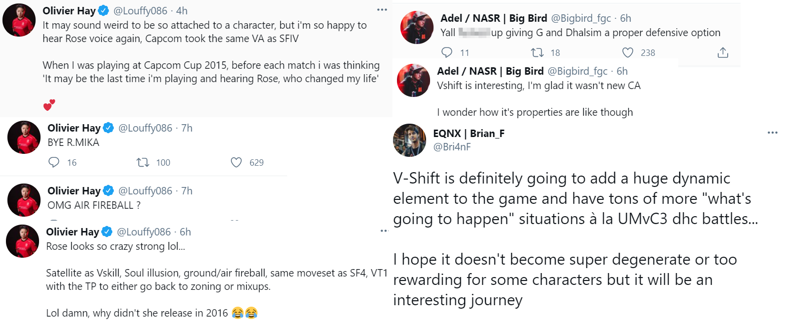 SF5 Winter Update reactions 1 out of 4 image gallery