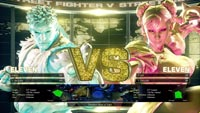 Street Fighter 5 Season 5 Eleven and DLC purchase options  out of 5 image gallery