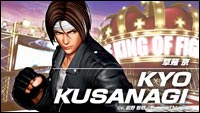 Kyo Kusanagi in King of Fighters 15 image #1