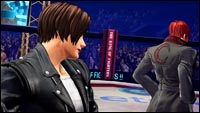 Kyo Kusanagi in King of Fighters 15 image #4