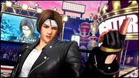 Kyu Kusanagi in The King of Fighters 15 immagine n. 5