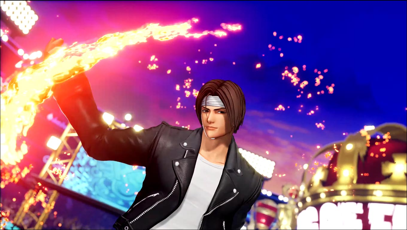Kyo Kusanagi in King of Fighters 15 6 out of 12 image gallery