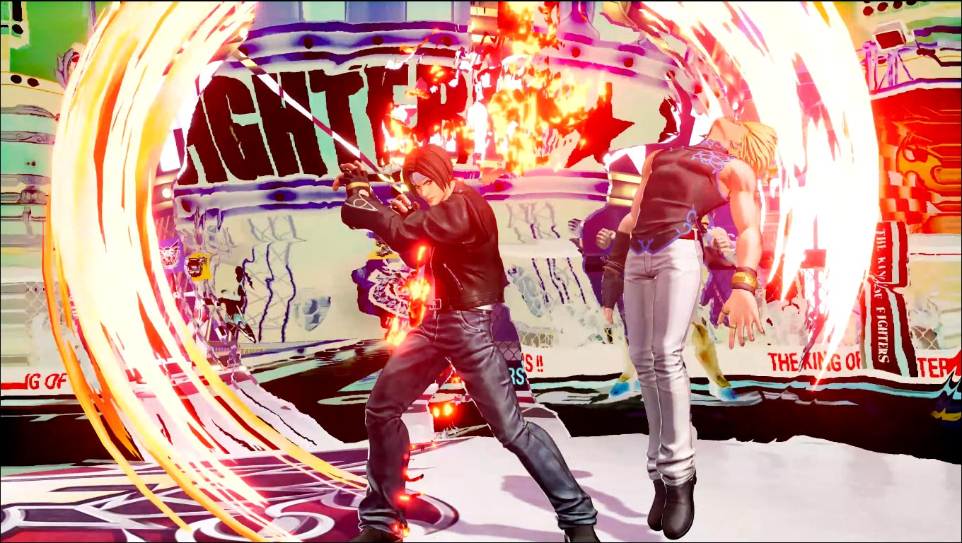 Kyo Kusanagi in King of Fighters 15 7 out of 12 image gallery