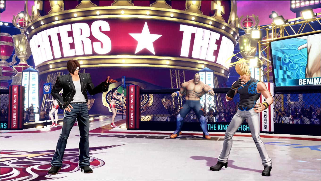 Kyo Kusanagi in King of Fighters 15 8 out of 12 image gallery