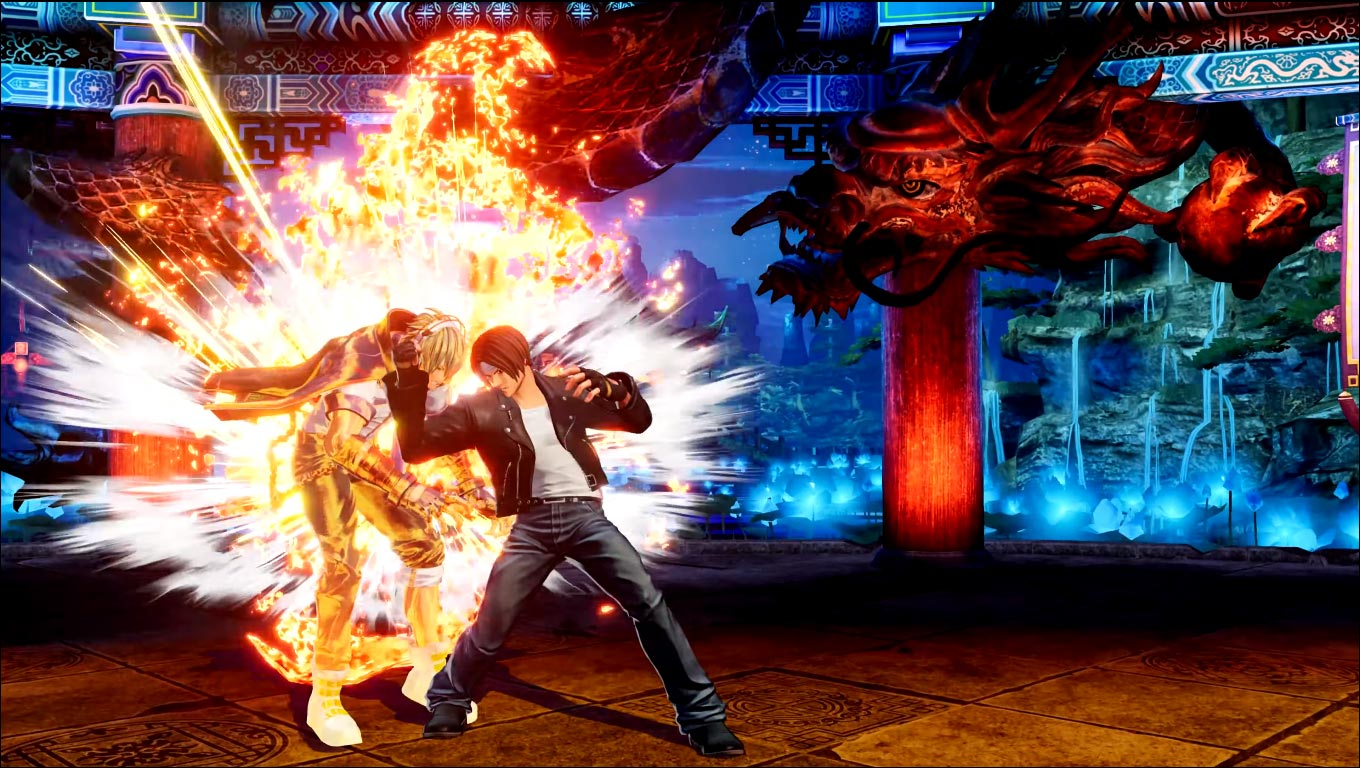 Kyo Kusanagi in King of Fighters 15 9 out of 12 image gallery