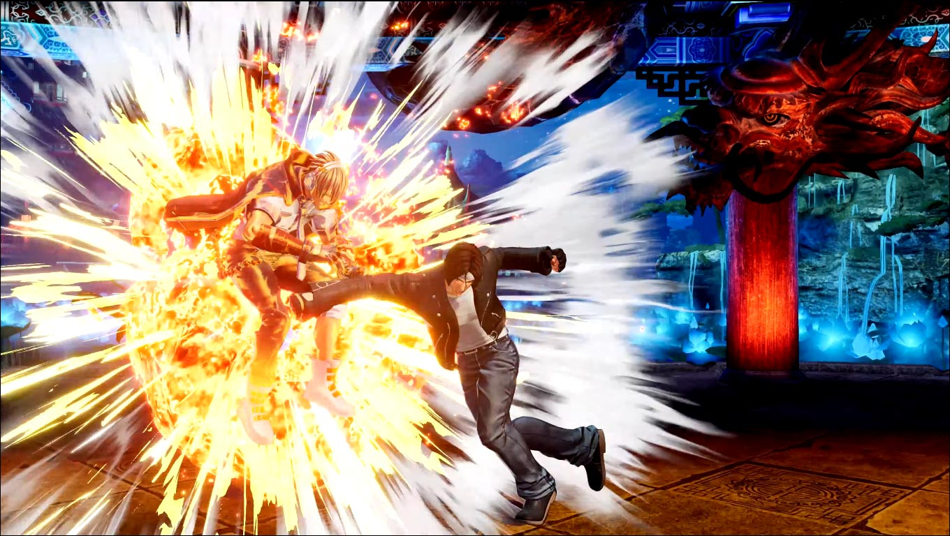 Kyo Kusanagi in King of Fighters 15 10 out of 12 image gallery