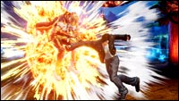Kyo Kusanagi in King of Fighters 15 image #10
