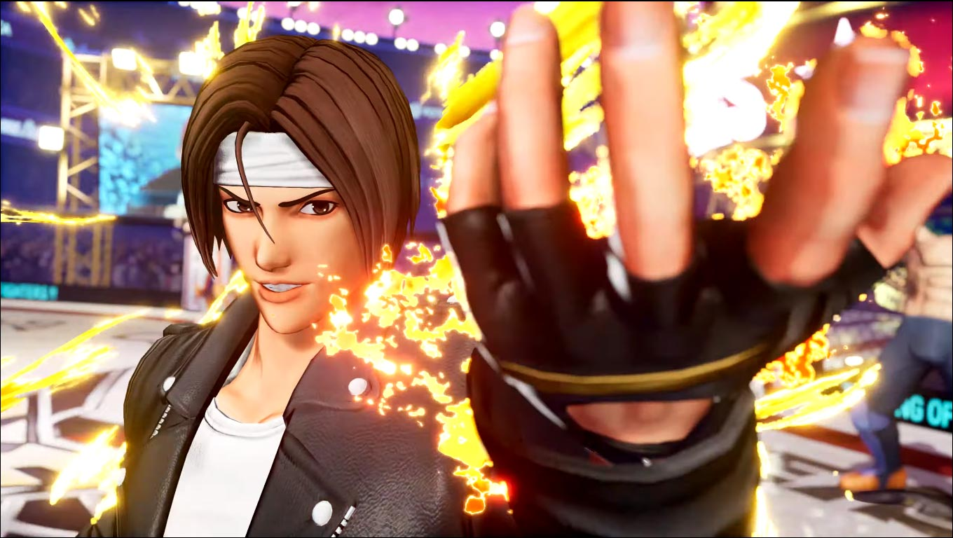 Kyo Kusanagi in King of Fighters 15 11 out of 12 image gallery