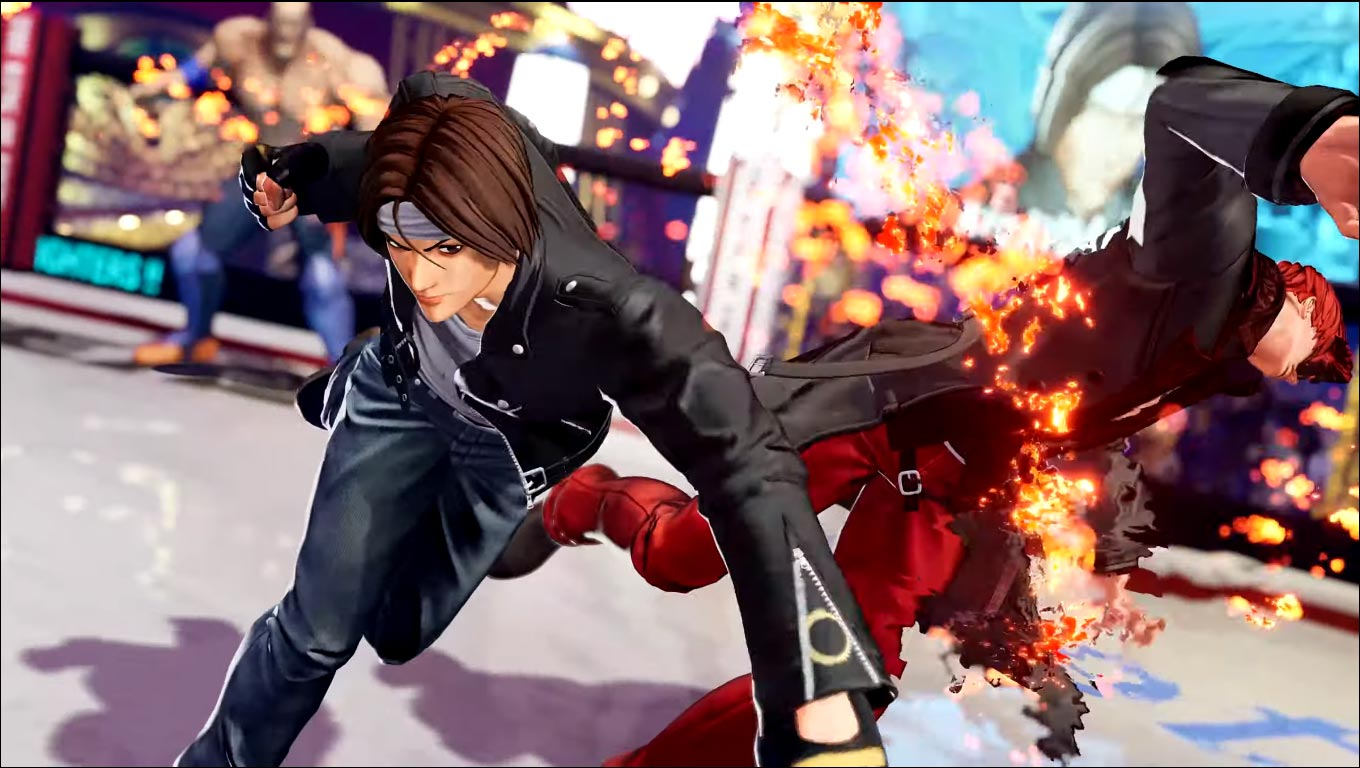 Kyo Kusanagi in King of Fighters 15 12 out of 12 image gallery