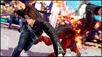 Kyo Kusanagi in King of Fighters 15 image #12