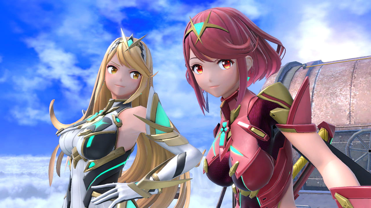 Pyra and Mythra Official shots 2 out of 6 image gallery