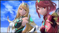 Pyra and Mythra Official shots  out of 6 image gallery