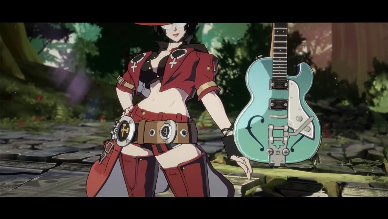 I-No in Guilty Gear Strive 2 out of 12 image gallery