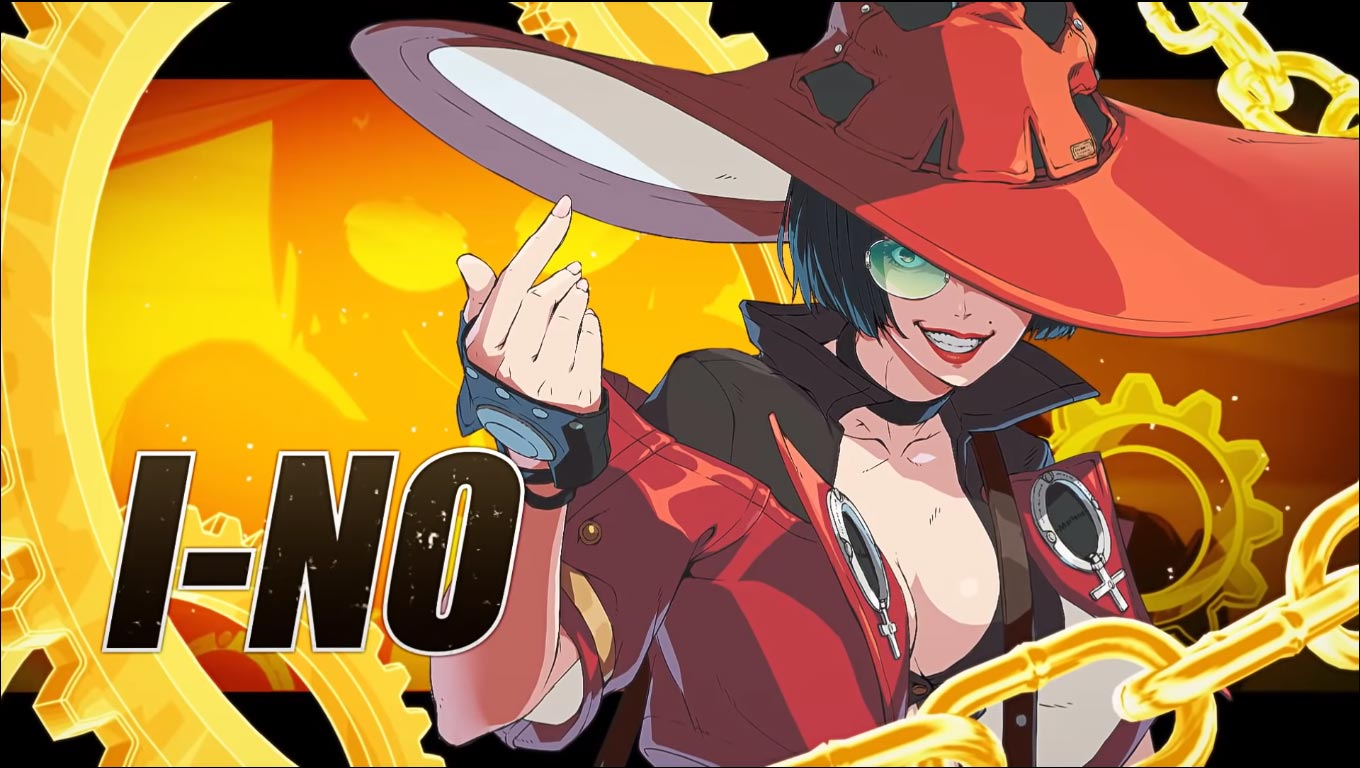 I-No in Guilty Gear Strive 5 out of 12 image gallery