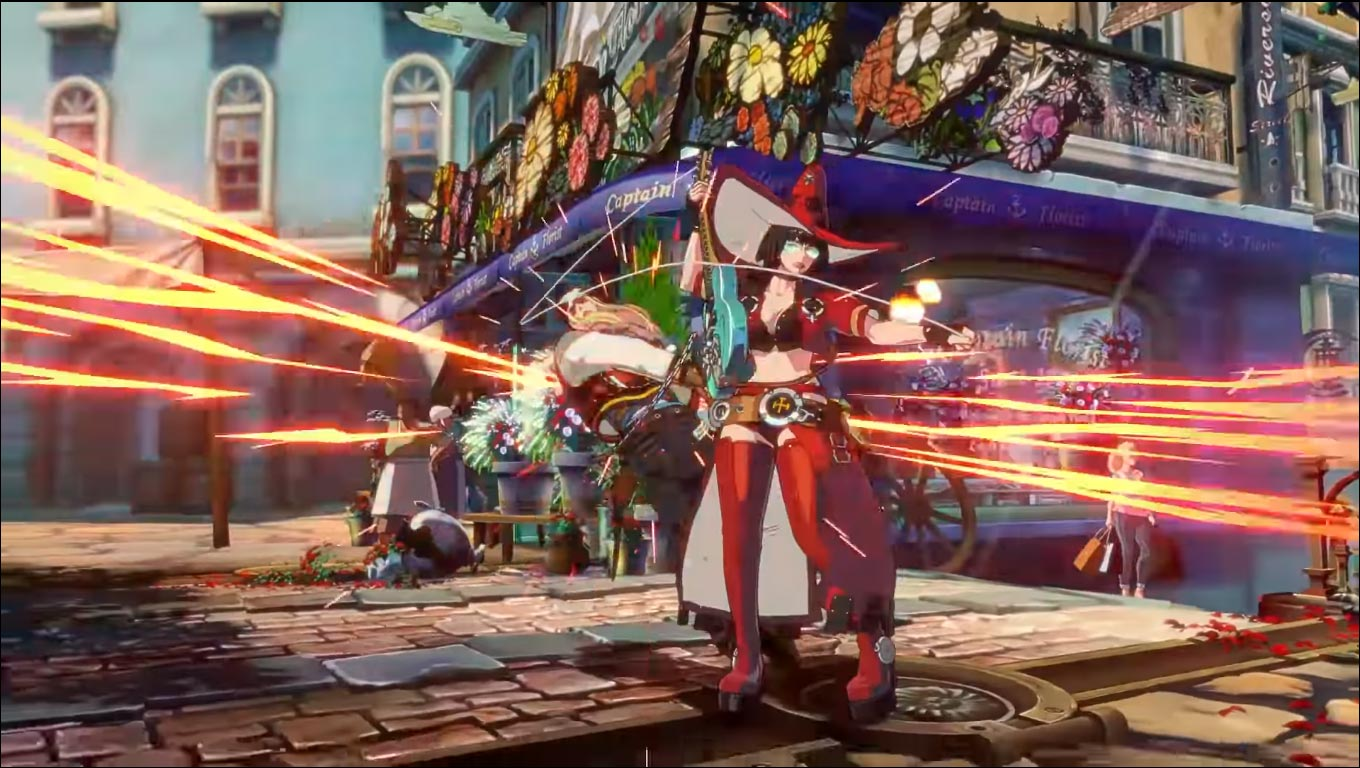 I-No in Guilty Gear Strive 6 out of 12 image gallery