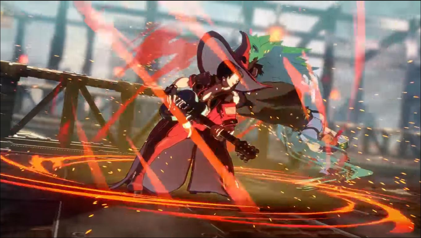 I-No in Guilty Gear Strive 8 out of 12 image gallery