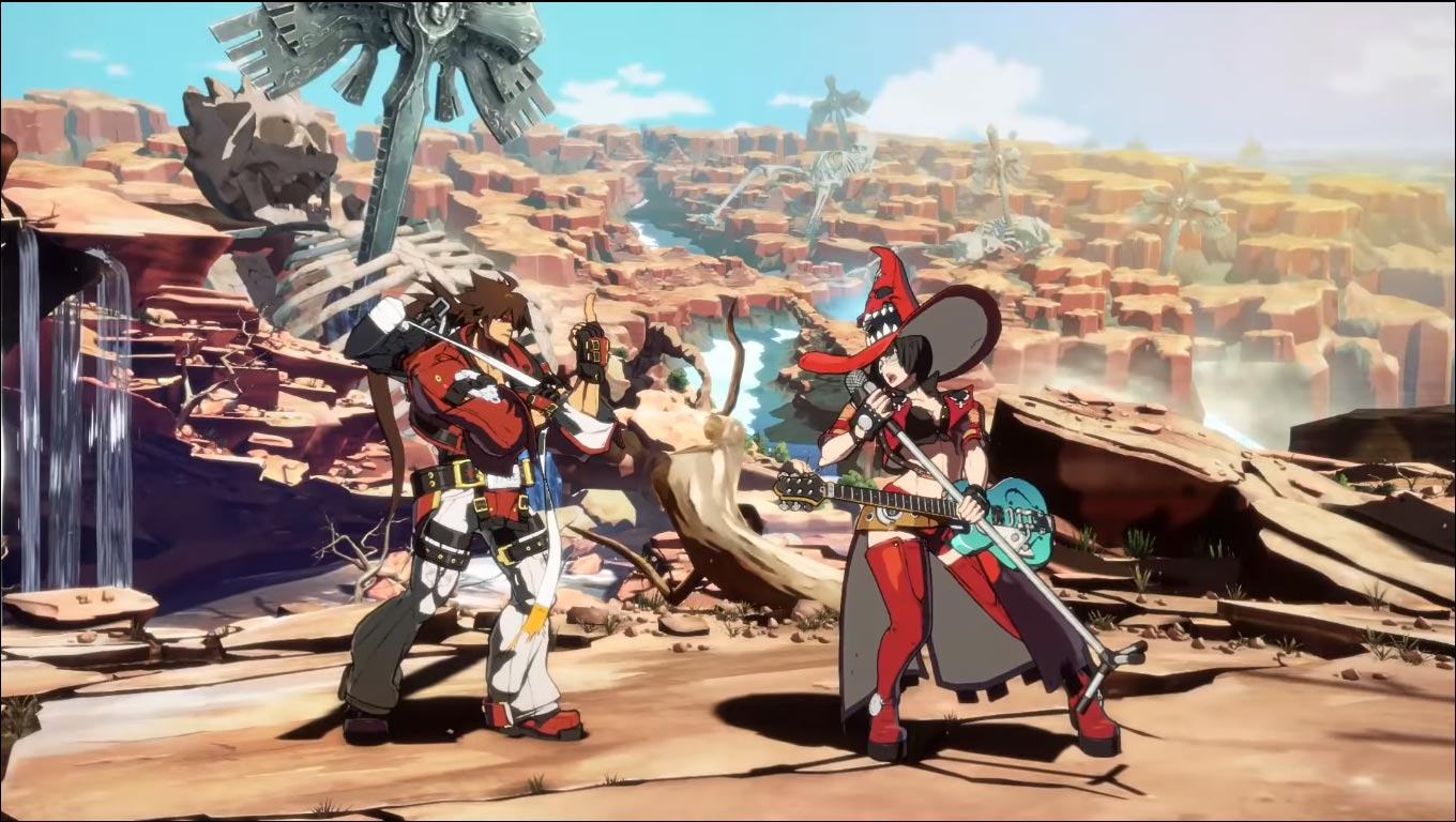 I-No in Guilty Gear Strive 10 out of 12 image gallery