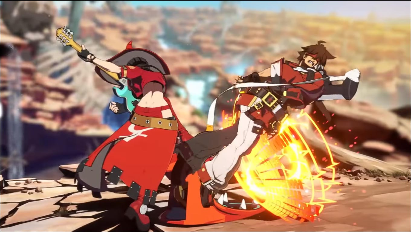 I-No in Guilty Gear Strive 12 out of 12 image gallery