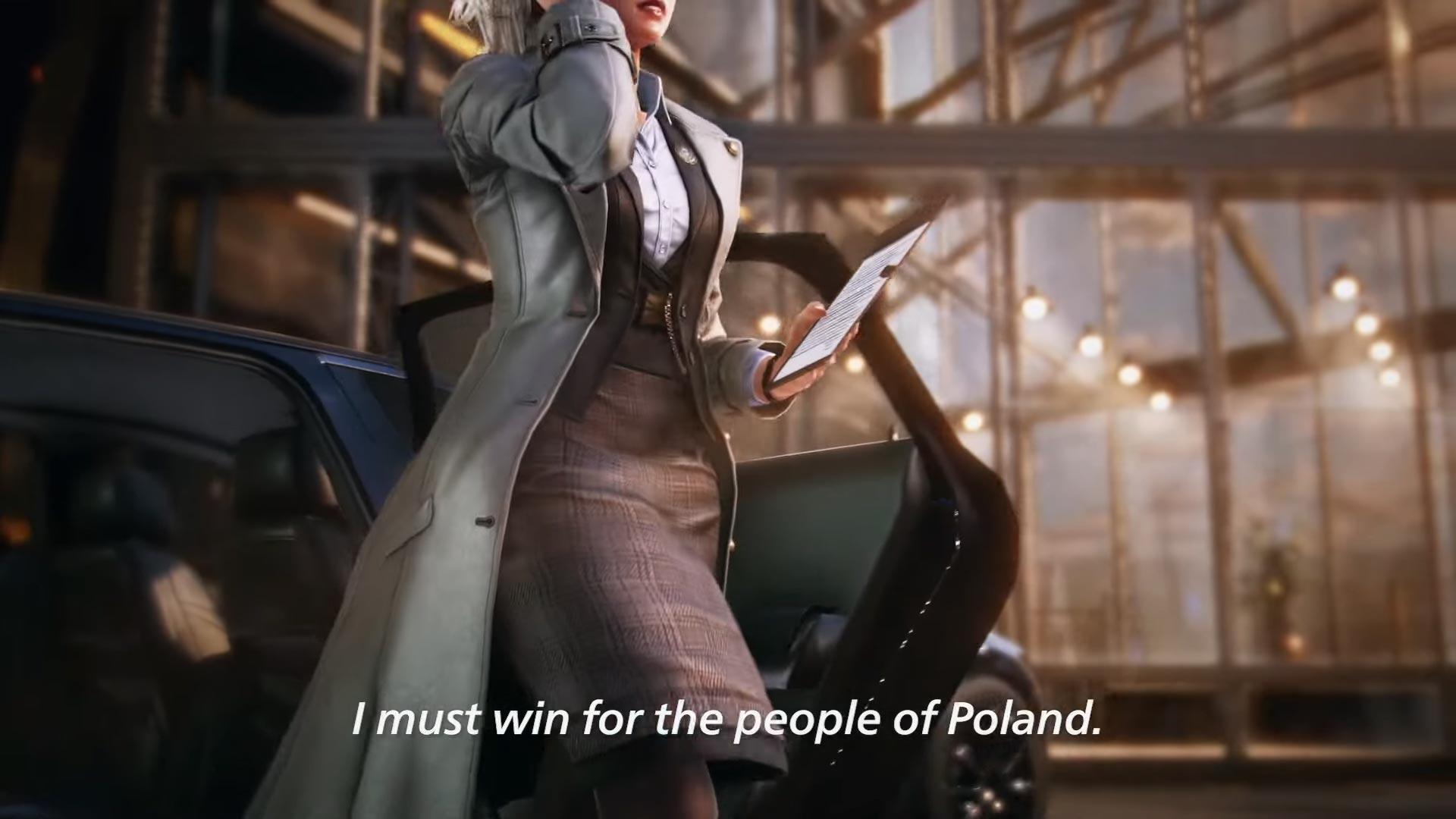 Tekken Polish Prime Minister Teaser Image Gallery 2 out of 3 image gallery